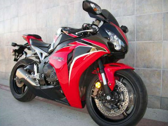 Top Motorcycle  For Sale Used Honda CBR1000RR