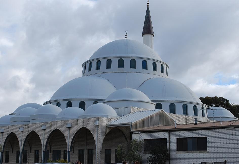 Pengunjung Masjid di Melbourne: Saya Merasakan Kedamaian