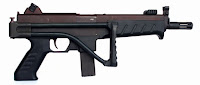 CZW-9PS Submachine Gun
