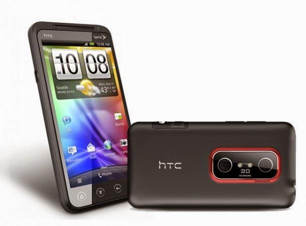 Harga Dan Spesifikasi HTC EVO 3D Terbaru, Layar Terbaru 3D LCD Capacitive  Touchscreen