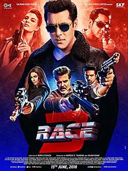 Race 3 2018 Bollywood 300MB V2 PDVDRip 480p