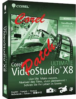 Corel VideoStudio Pro X8 Crack Keygen Free Download