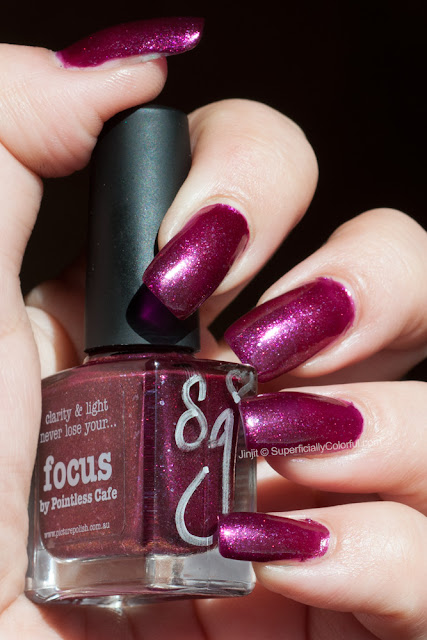 Picture Polish Focus by Pointless Cafe