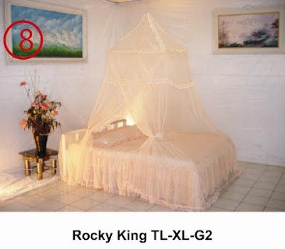 Kelambu Nyamuk Rocky King G2