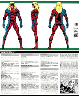 Chico Salvaje (ficha marvel comics)
