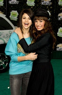 selena gomez with demi lovato