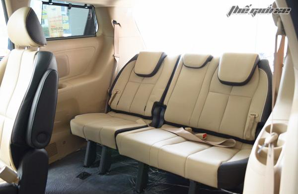 Giá xe Kia Sedona 2016 máy dầu 2.2
