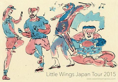 Little Wings - Japan Tour 2015