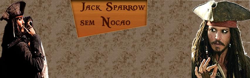 jack Sparrow sem Noção