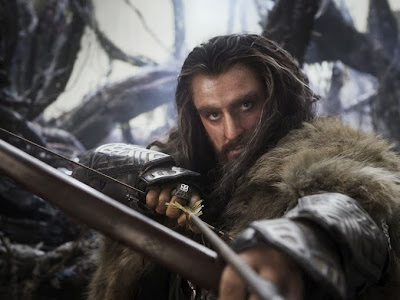 Le Hobbit : La Bataille des Cinq Armées The-Hobbit-Thorin-Oakenshield-With-Bow-cb213930