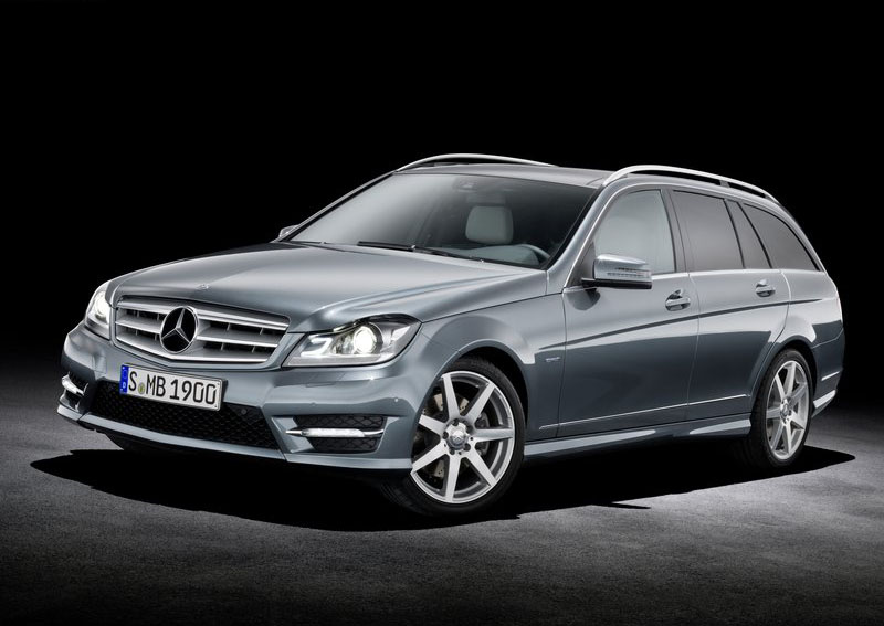 Luxury automobiles for 2012 c class mercedes benz