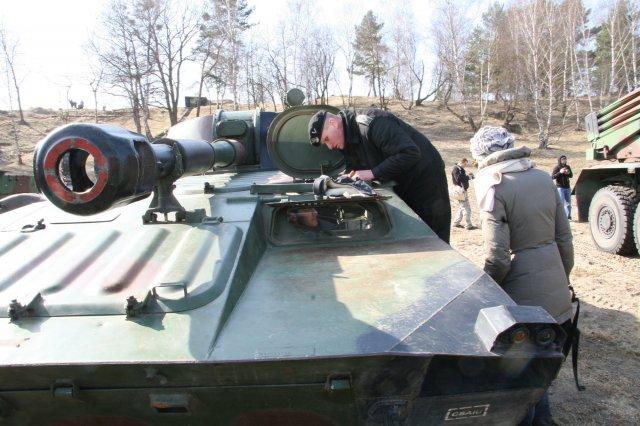 Les Forces Armées Polonaises/Polish Armed Forces Bydgoszcz19