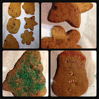 baking, sprinkles, gingerbread, biscuits, cookies, Christmas baking