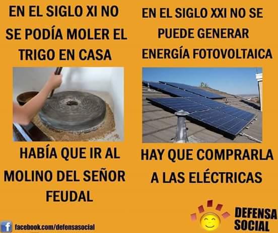 NO AL CONTROL DE ENERGÍA LIBRE