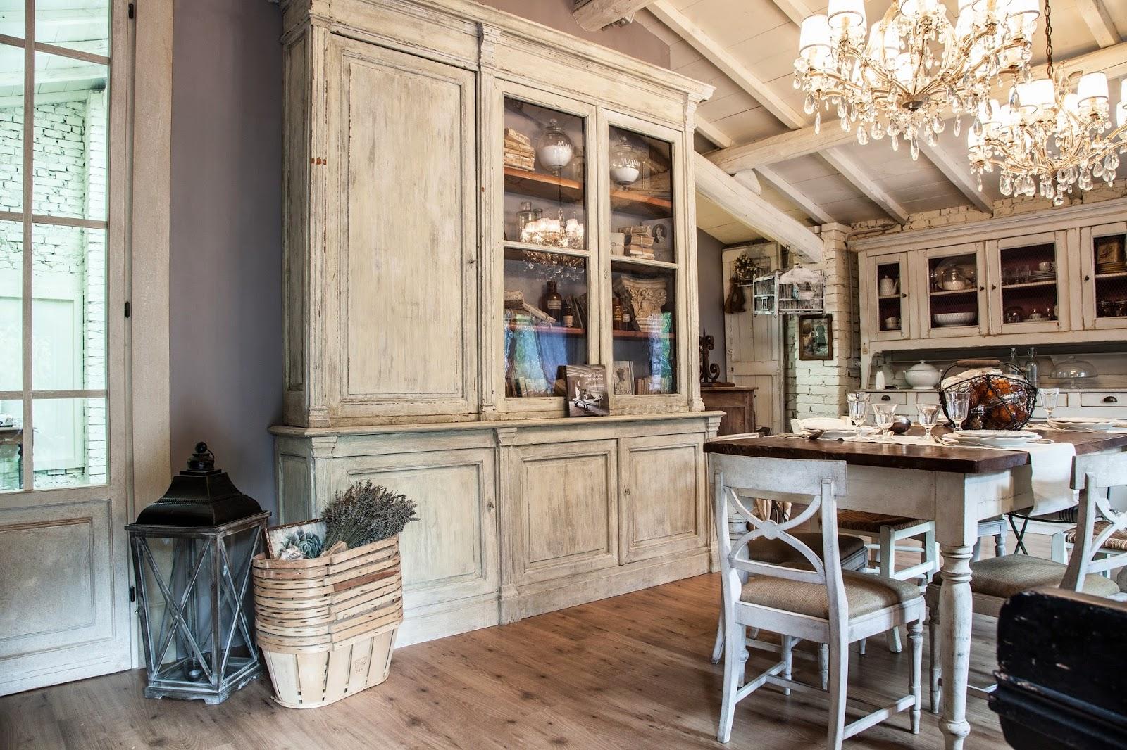 Amedeo liberatoscioli stile provenzale for Case vecchio stile costruite nuove