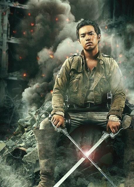 """Takahiro Miura es Jean en la película de imagen real de """"Ataque a los Titanes"""""""