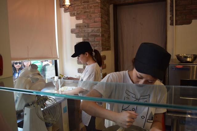 Annie Robinson, Uncle Tetsu's, Japanese Cheesecake, Toronto, FABINCBLOG