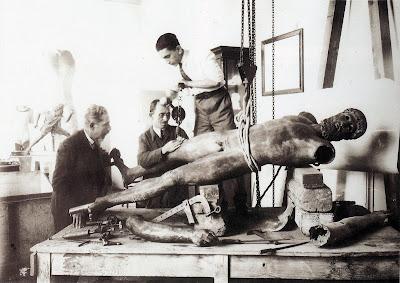 Πότε αρχίσαμε να συντηρούμε τις αρχαιότητες στην Ελλάδα;