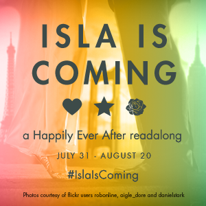 Isla Is Coming!