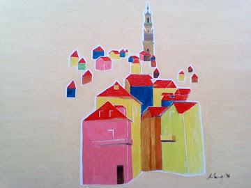 A torre dos clérigos