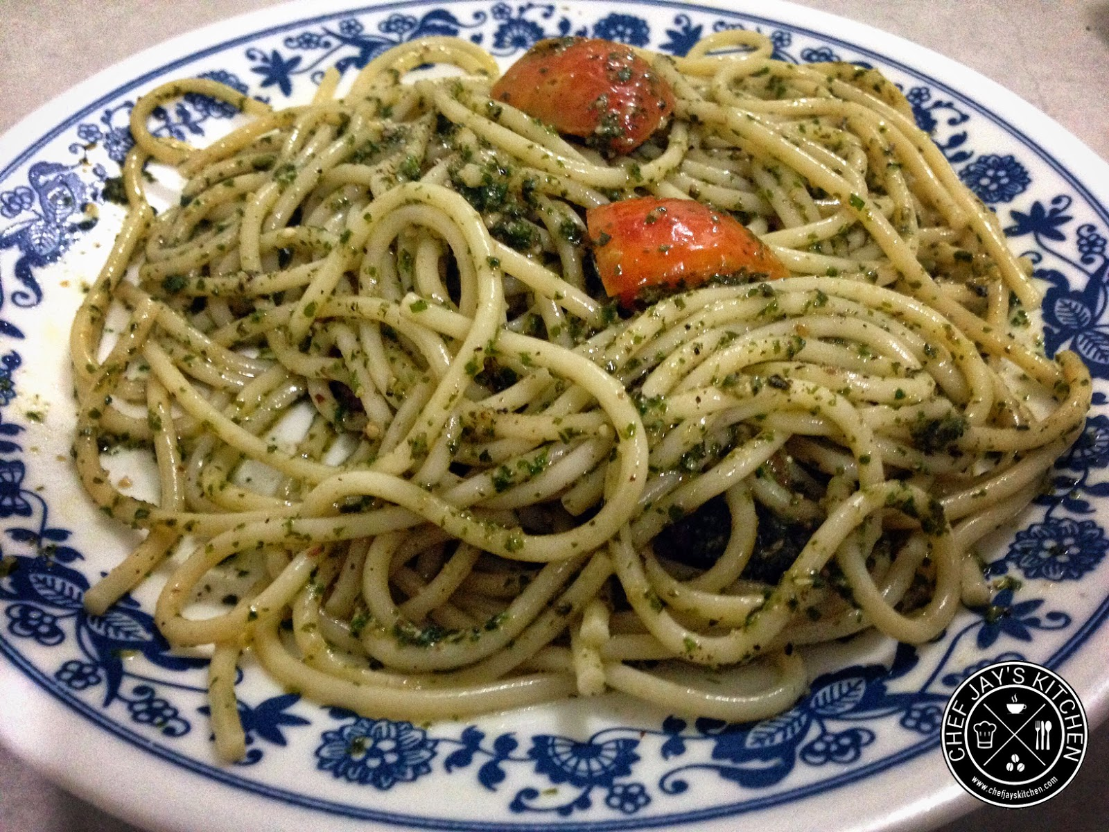 Erwan Heussaff's Pesto Pasta Recipe: is it Any Good?