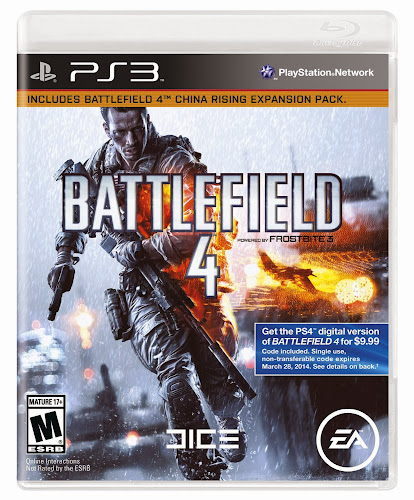 Batelfield 4 PS3 Español