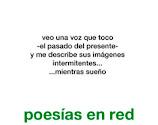 poesías en red
