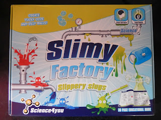 Slimy Factory Science4you