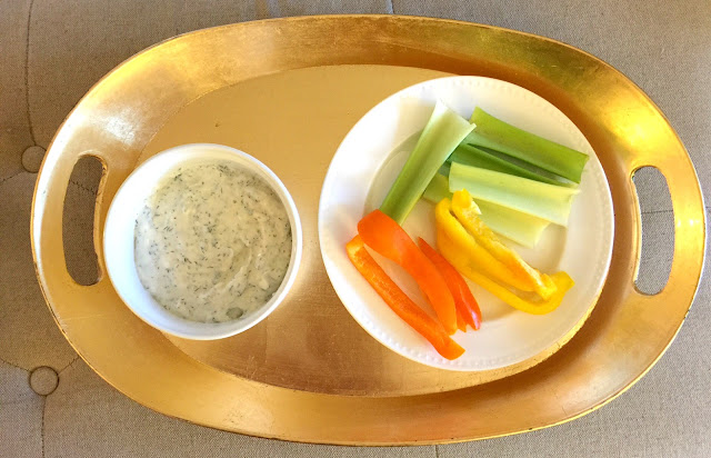 Mrs. Collier's Dill Dip