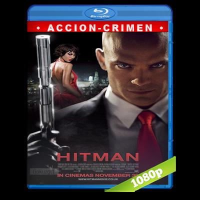 Hitman (2007) BRRip Full 1080p Audio Trial Latino-Castellano-Ingles 5.1