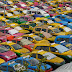 Warna - Warni Taxi di Bangkok