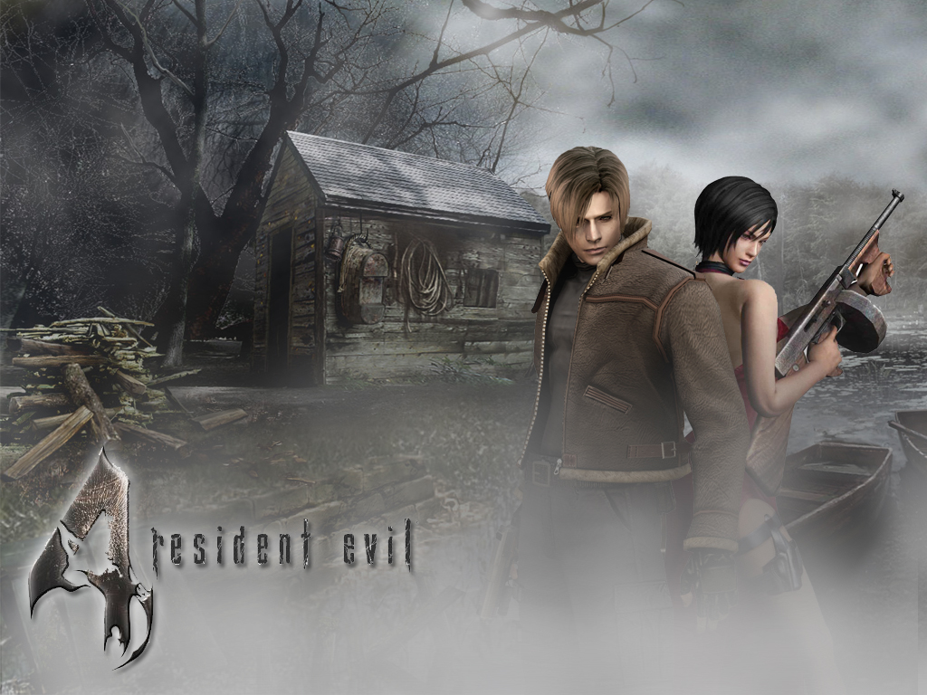 Download ? Resident Evil 4 ? PC