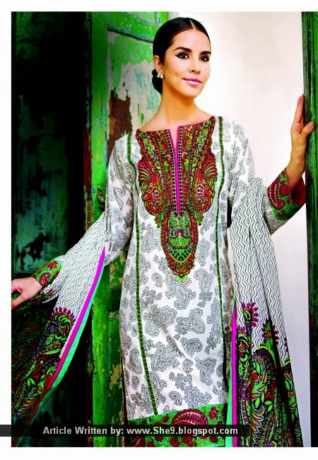 Alkaram Spring-Summer Collection 2015 Vol-2 Catalog