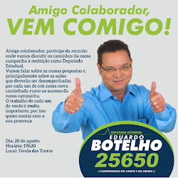 DEPUTADO ESTADUAL EDUARDO BOTELHO