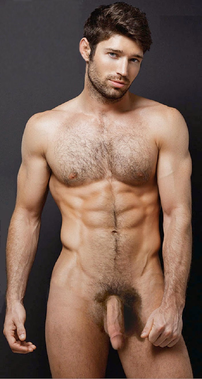 Bulge Naked Jock Male Nude Cock Show