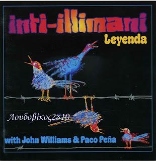 Inti-Illimani – Leyenda