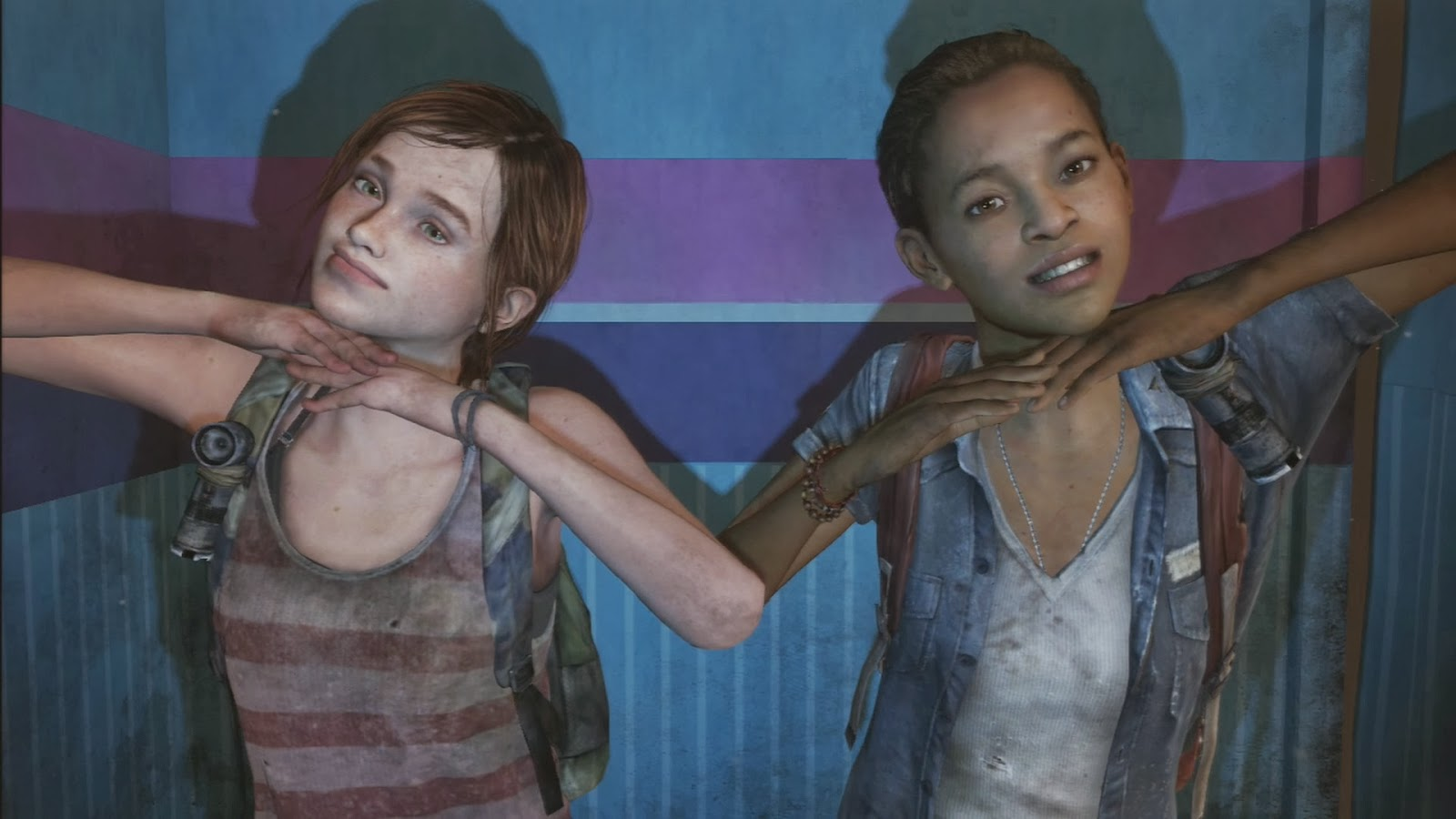 The Last Of Us Ellie Sexualized