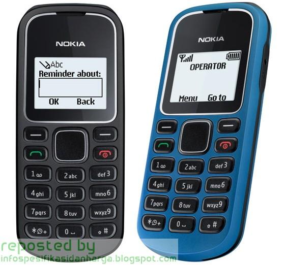 Harga Nokia 1280 Hp Terbaru 2012