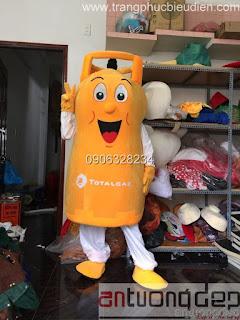 may mascot bình ga