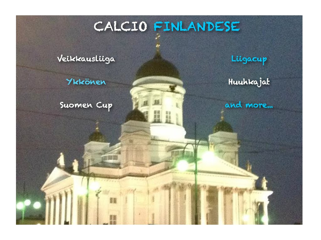Calcio finlandese