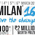 SRM University - Milan 2016: A National Level Cultural & Sports Fest (03-03-2016 to 06-03-2016)