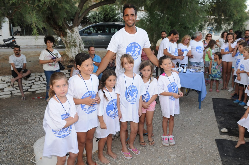 Aquathlon kids Ν.Ο.Α.