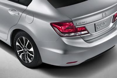 2014 Honda Civic Redesign