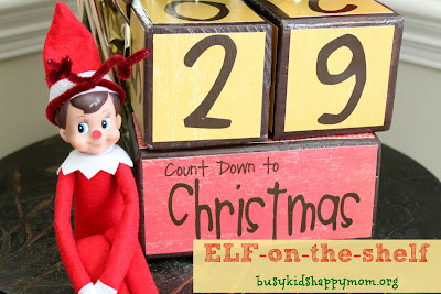 Reindeer Elf - cute and easy!