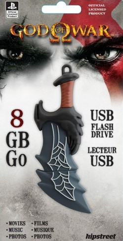 God of War USB Flash Drive