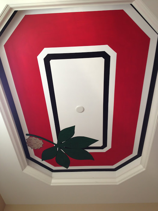 Ken's Ohio State Trey Ceiling