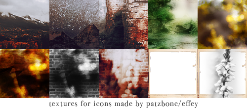 http://patzbone.deviantart.com/art/Novelty-Icon-Texture-Set-448432891?q=gallery%3Apatzbone&qo=0