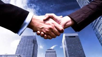 Hợp tác, bắt tay