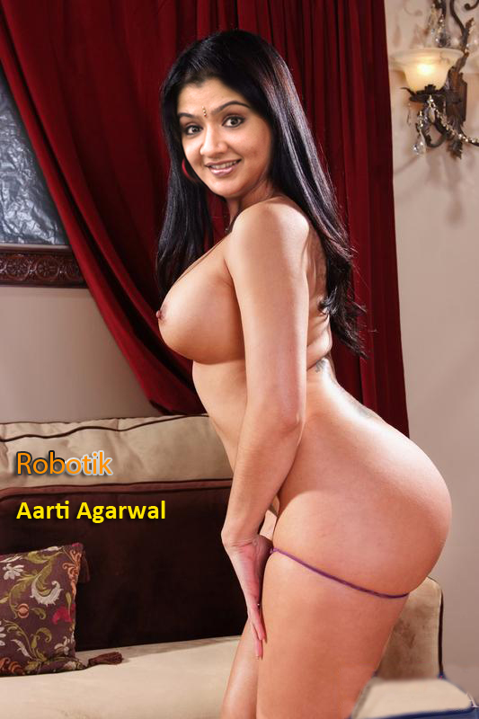 Indian Actress Nude Pictures Aarti Aggarwal Showing Her Big Juicy