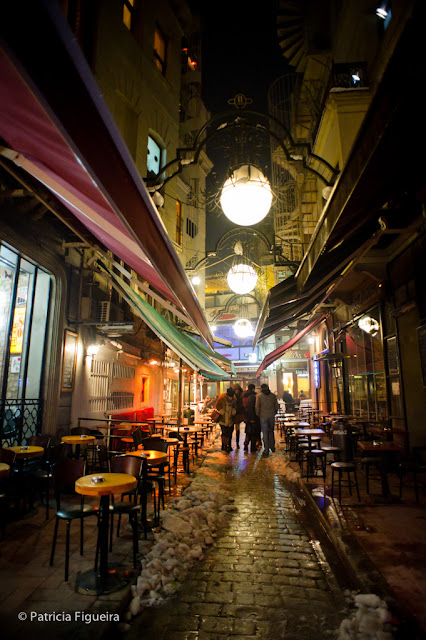 Wandering the streets of Taksim